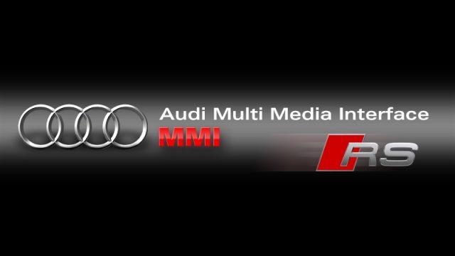 MMI 3G Zmiana ekranu powitalnego