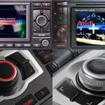 MMI 2G, 3G, RNS? – Rodzaje systemów nawigacji Audi