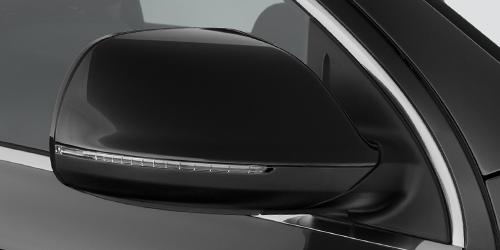 Audi Q7 Lusterko wspomagające cofanie