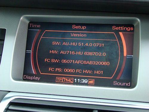 Mmi 2g 3g Rns Rodzaje System 243 W Nawigacji Audi Mr Fix Pl