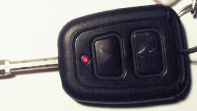 Programowanie kluczyka radiowego Ford Mondeo MK1/MK2