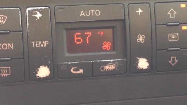 Jednostki temperatury na FIS i Climatronic A2, A3 8L, A4 B6
