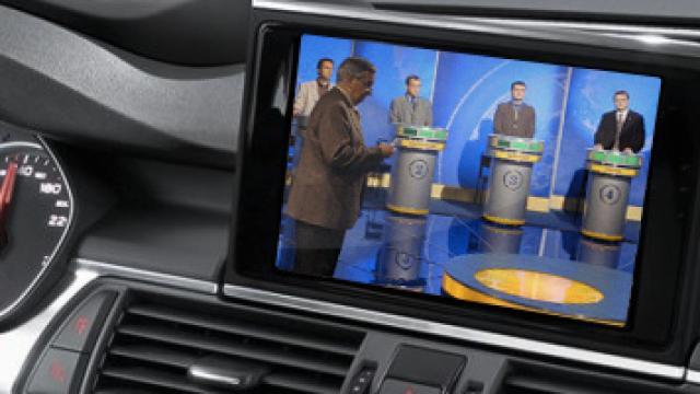 Aktywacja video in motion MMI 3G