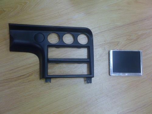 CarMac: Konsola środkowa z Forda Mondeo mk1