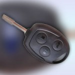 Ford Focus: Programowanie pilota centralnego zamka