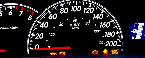 Toyota Yaris Ii Kasowanie Wezwania Do Wymiany Oleju