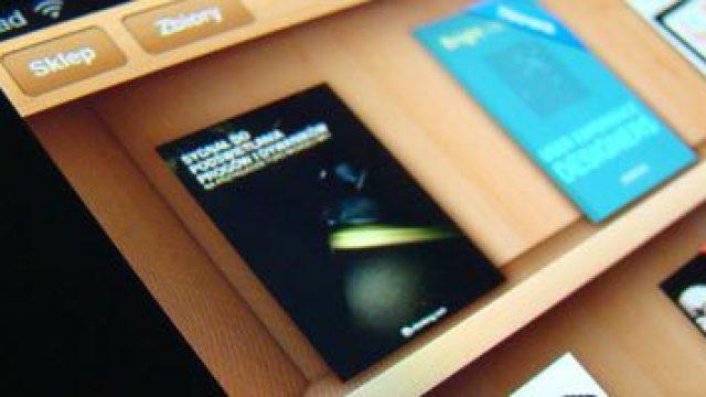 iBooks: Wyprowadzenie sygnału do podświetlenia czasowego progów i dywaników