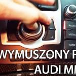 Wymuszenie restartu Audi MMI 2G & 3G