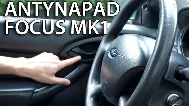 Automatyczne zamykanie centralnego zamka Ford Focus MK1